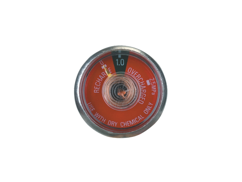 ABC-KD-BT20-30mm Bourdon tube pressure gauge