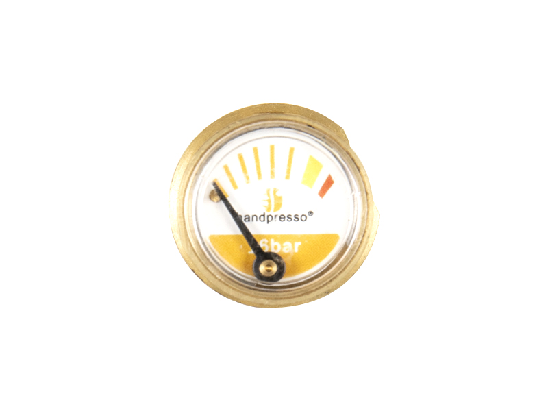 KD2-J10-23mm Diaphragm pressure gauge