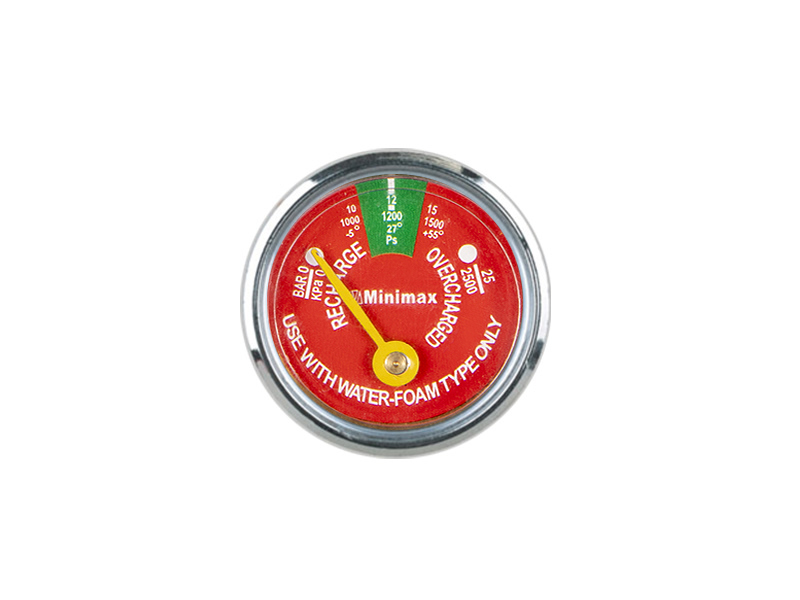 35MM DIAPHRAGM PRESSURE GAUGE ECONOMICAL AND PRACTICAL