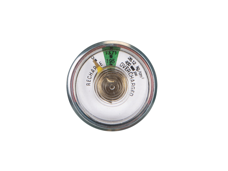 ABC-KD-BT10-30mm Bourdon tube pressure gauge