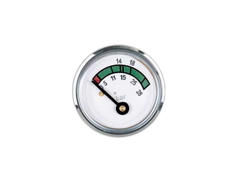35MM DIAPHRAGM PRESSURE GAUGE GLASS LENSES