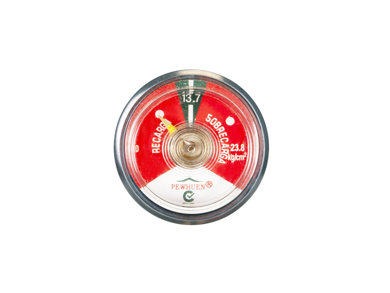 KDBT-P14-37mm Bourdon tube pressure gauge