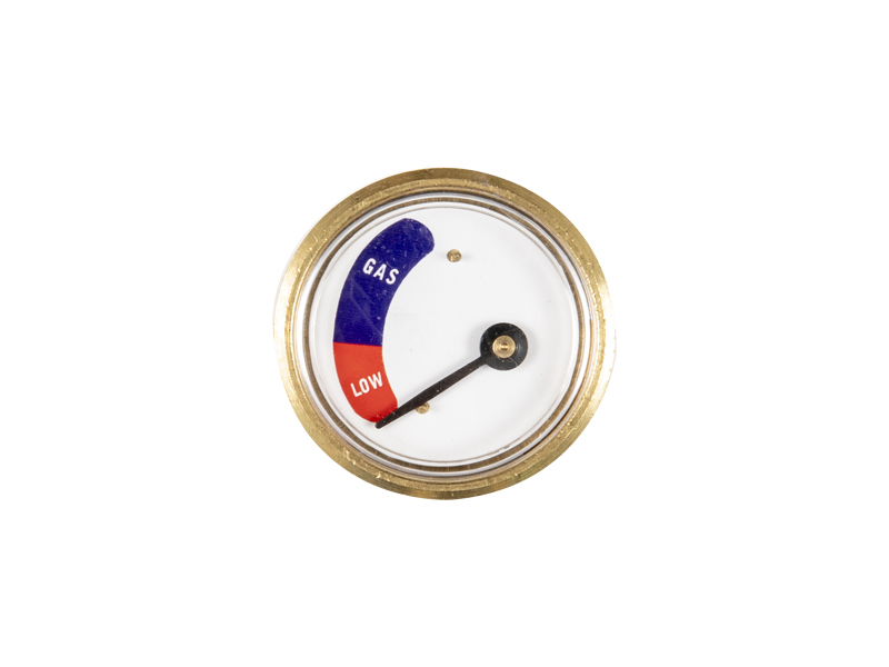 35MM BRASS MATERIA LPG GAS PRESSURE GAUGE