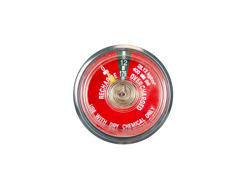 KDBT-P16-37mm Bourdon tube pressure gauge