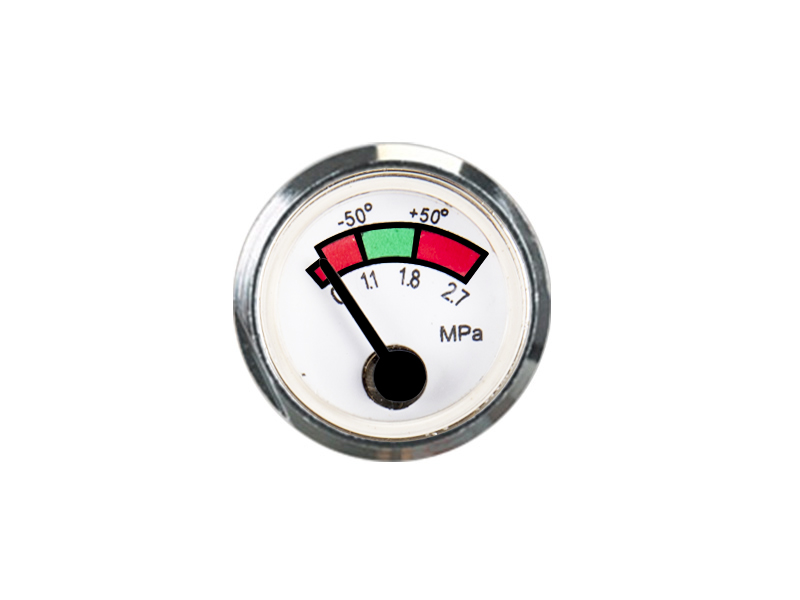 Introduction and components of precision pressure gauges