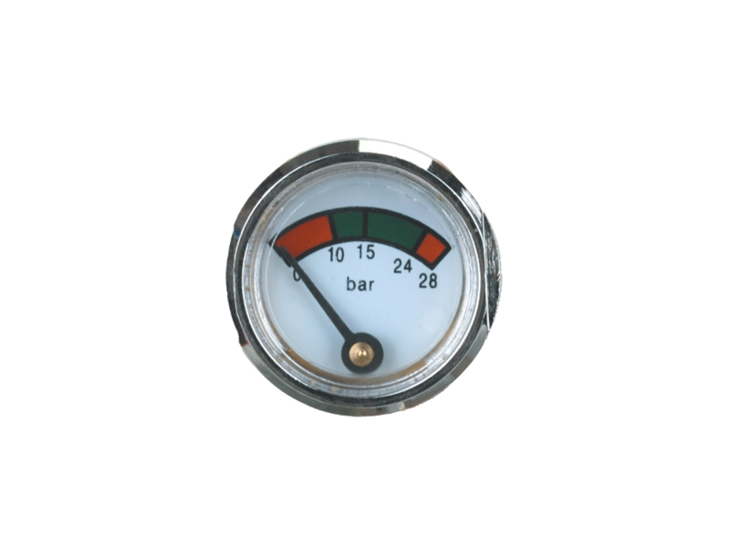 KD2-J103-23mm Diaphragm pressure gauge