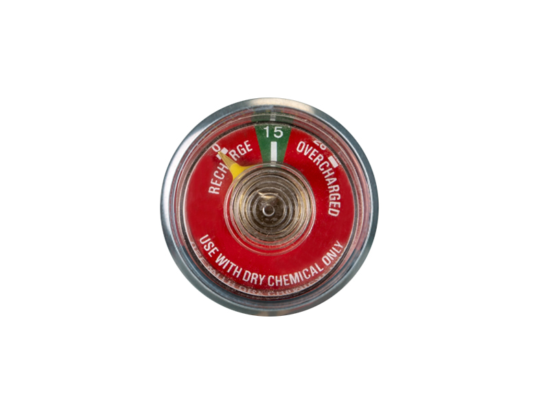 ABC-KD-BT19-30mm Bourdon tube pressure gauge