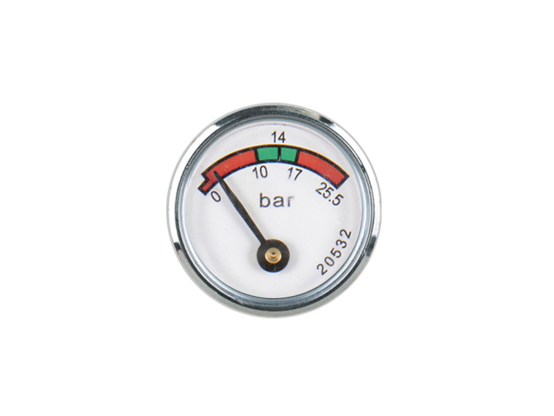 35MM DIAPHRAGM PRESSURE GAUGE FOR FIRE EXTINGUISHER