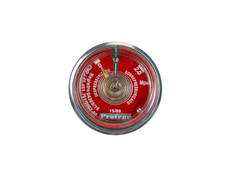 37MM BOURDON TUBE PRESSURE GAUGE PORTABLE FIRE EXTINGUISHER