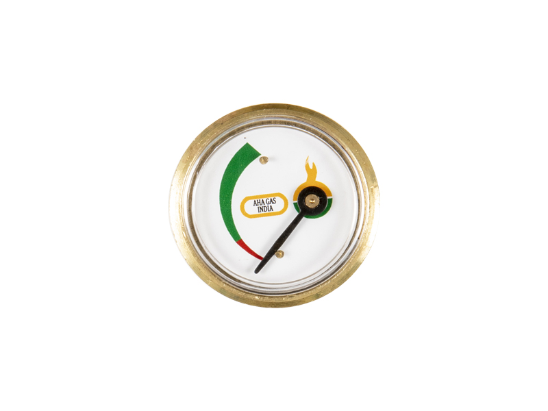 KD1-G17-35mm Gas pressure gauge
