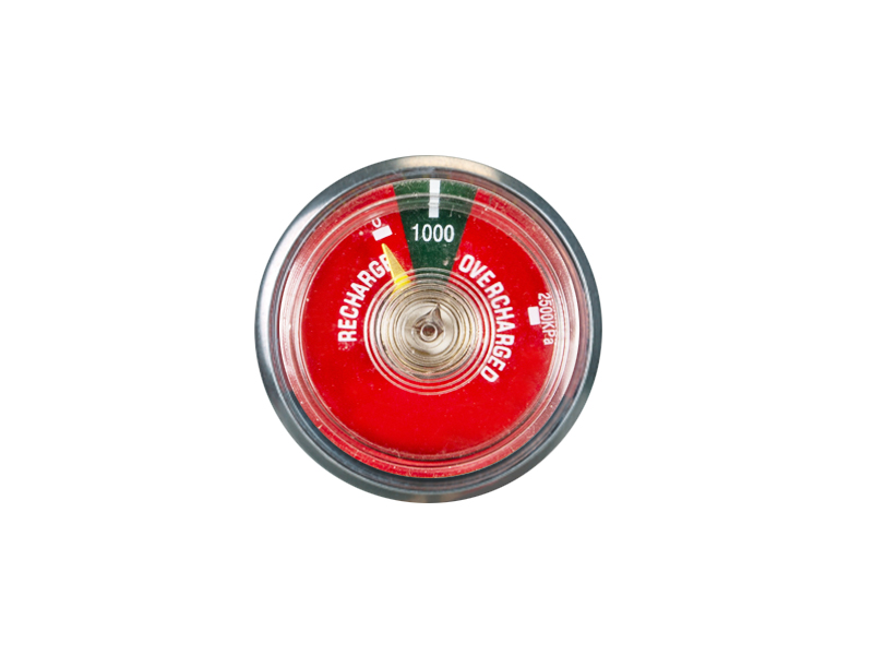KDBT-P21-37mm Bourdon tube pressure gauge