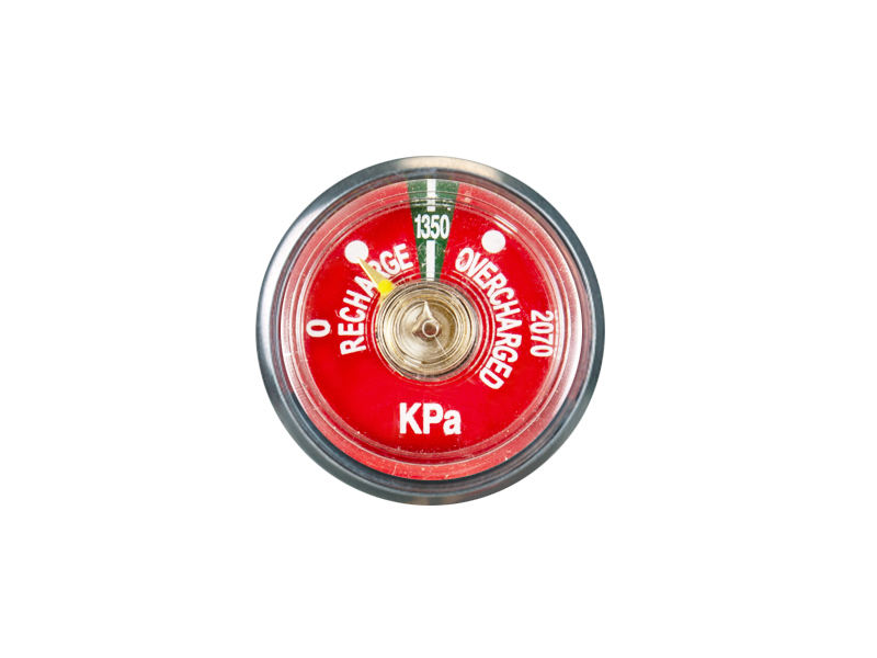 KDBT-P22-37mm Bourdon tube pressure gauge