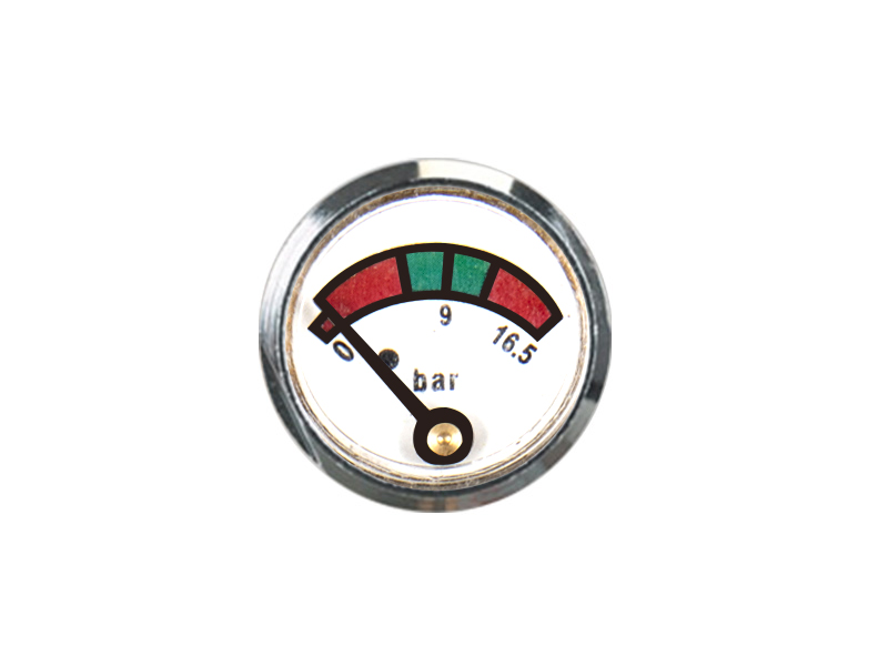 KD2-J25-23mm Diaphragm pressure gauge