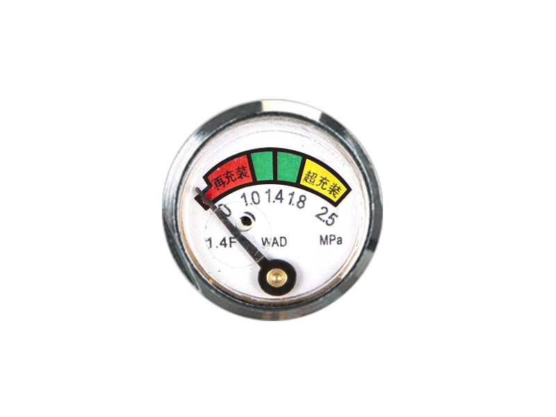 KD2-J27-23mm Diaphragm pressure gauge