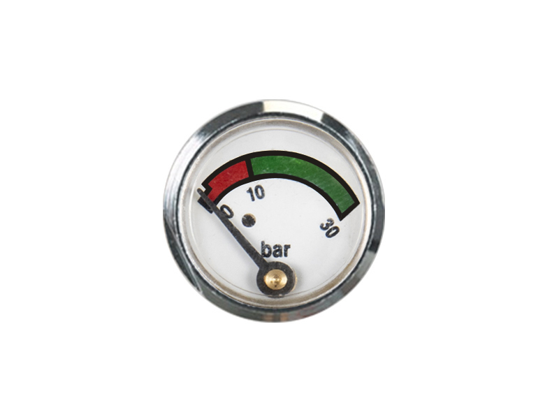 KD2-J28-23mm Diaphragm pressure gauge