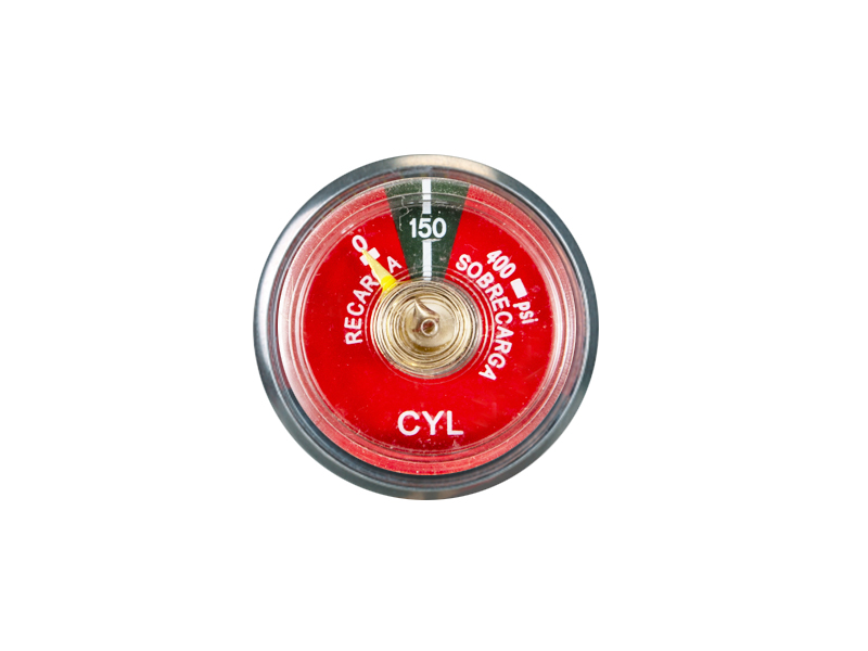 37MM BOURDON TUBE PRESSURE GAUGE PRESSURE GAUGE FOR FIRE EXTINGUISHER