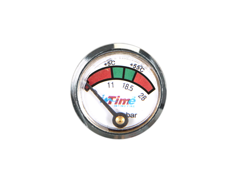 KD2-J30-23mm Diaphragm pressure gauge