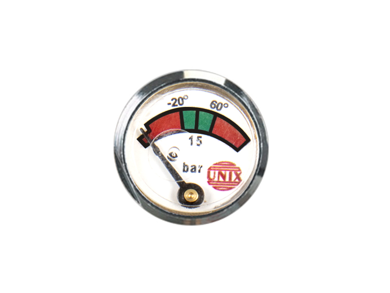 KD2-J32-23mm Diaphragm pressure gauge