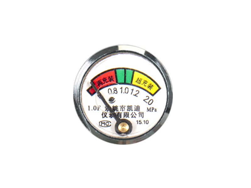 KD2-J35-23mm Diaphragm pressure gauge
