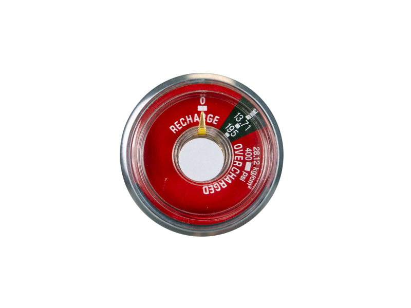 KDBT-P36-37mm Bourdon tube pressure gauge