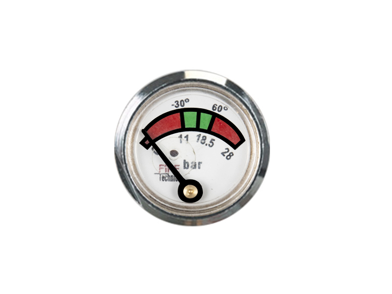 KD2-J43-23mm Diaphragm pressure gauge