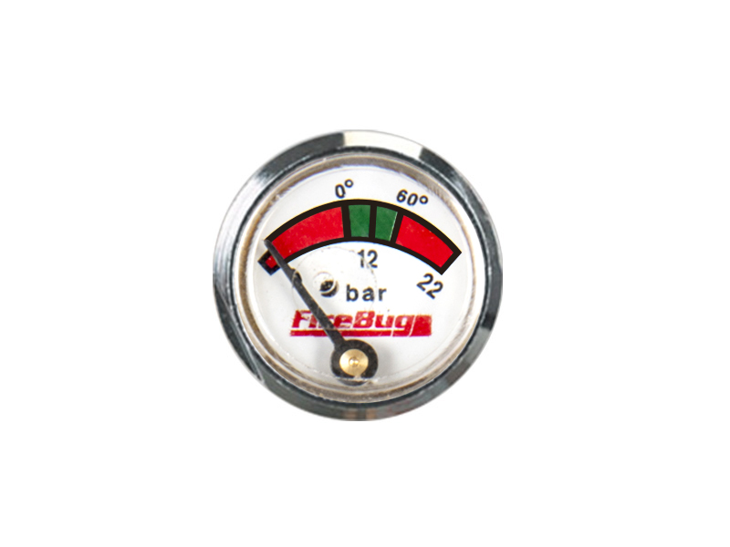 KD2-J46-23mm Diaphragm pressure gauge