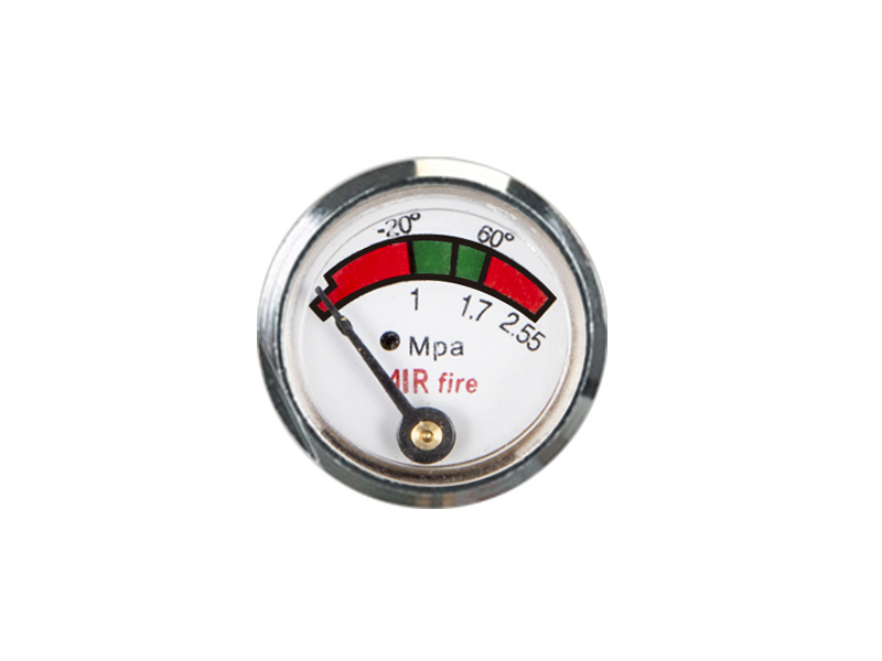 KD2-J47-23mm Diaphragm pressure gauge