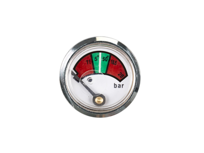 KD2-J48-23mm Diaphragm pressure gauge