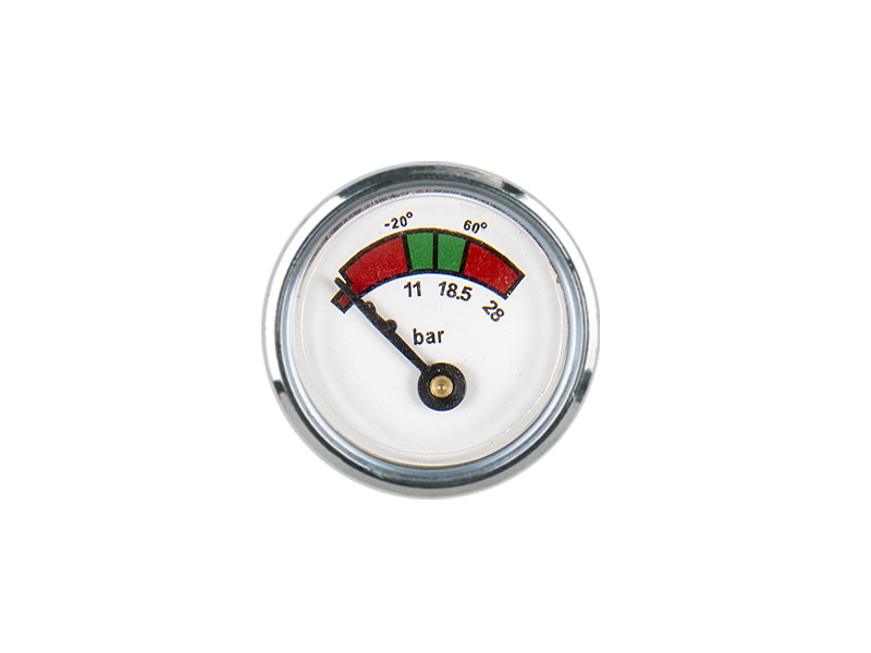 35MM DIAPHRAGM PRESSURE GAUGE NOT EASILY BROKEN