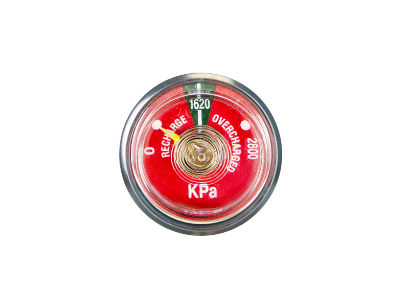 37MM BOURDON TUBE PRESSURE GAUGE 1620KPA ECONOMICAL AND PRACTICAL