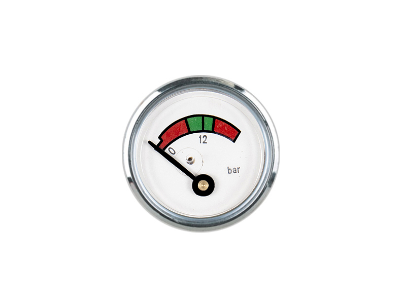 35MM DIAPHRAGM PRESSURE GAUGE BRASS MATERIAL