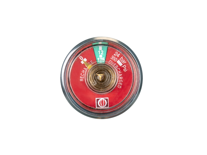 ABC-KD-BT08-30mm Bourdon tube pressure gauge