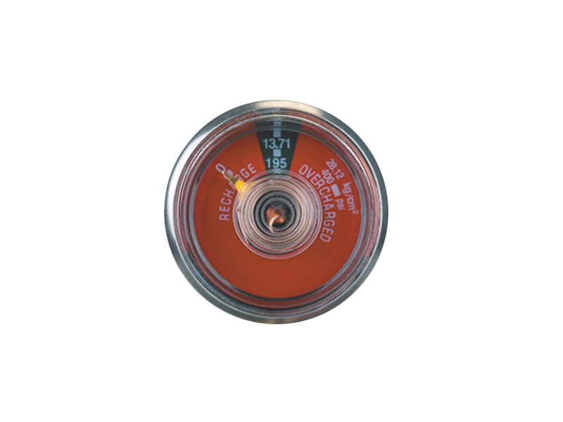 ABC-KD-BT05-30mm Bourdon tube pressure gauge