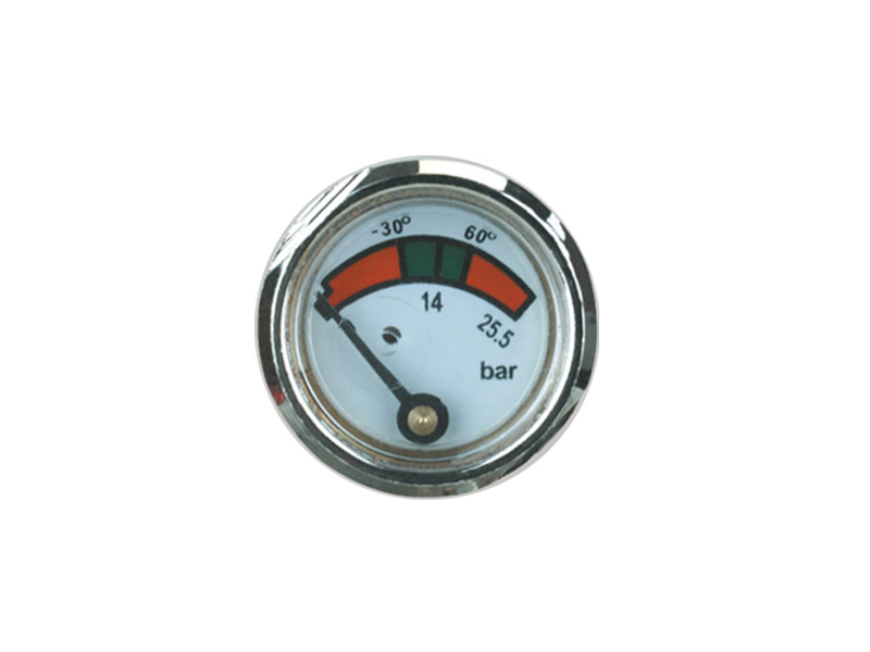 FIRE EXTINGUISHER PARTS PRESSURE GAUGE