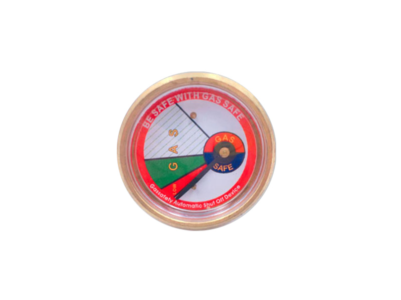 KD1-G18-35mm Gas pressure gauge