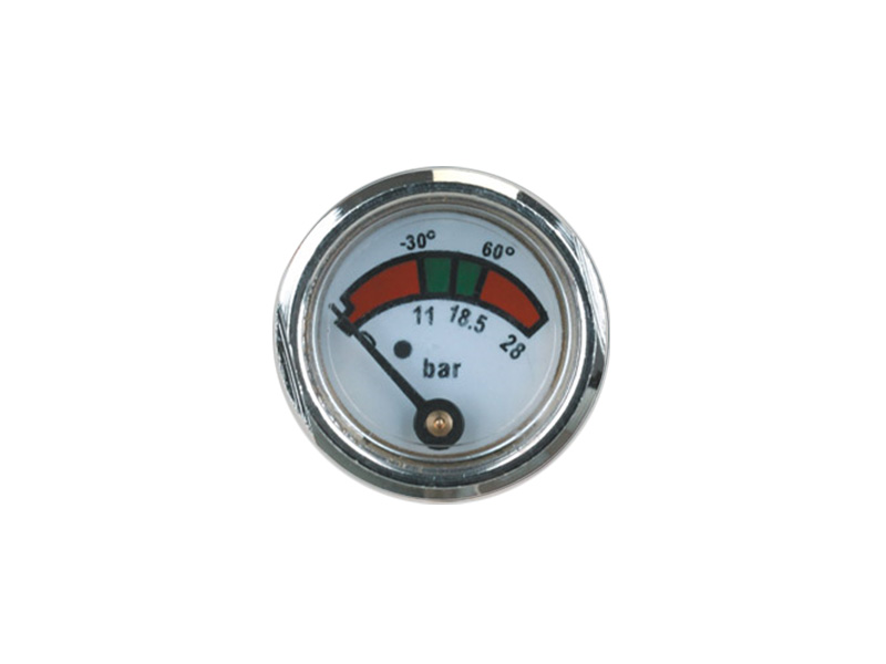 PRESSURE GAUGE FOR FIRE EXTINGUISHER PRESSURE GAUGE MANOMETER